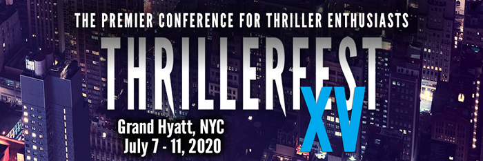 Best Conferences for Self-Publishers 2020 | Thrillerfest XV