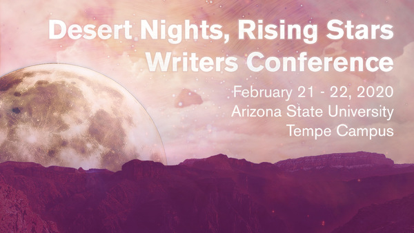 Best Conferences for Self-Publishers 2020 | Desert Nights, Rising Stars Writers Conference