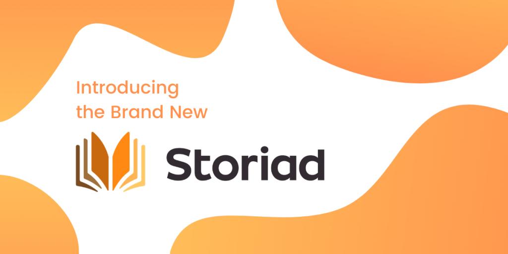 New Storiad Branding