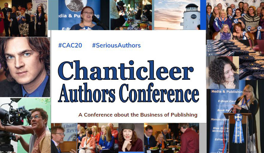 Best Conferences for Self-Publishers 2020 | Chanticleer Authors Conference